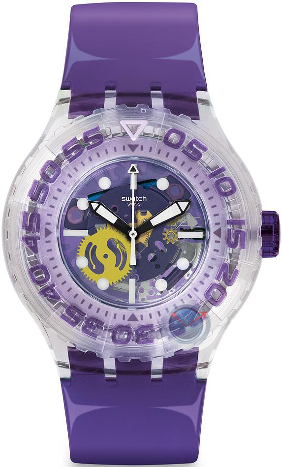 Zegarek Swatch SUUK106 - duże 1