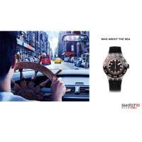 Zegarek męski Swatch originals scuba libre SUUK400 - duże 2