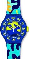 Zegarek męski Swatch originals scuba libre SUUN101 - duże 1