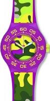 Zegarek damski Swatch originals scuba libre SUUP101 - duże 1