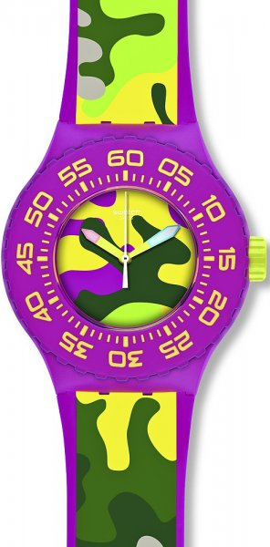 SUUP101 - zegarek damski - duże 3