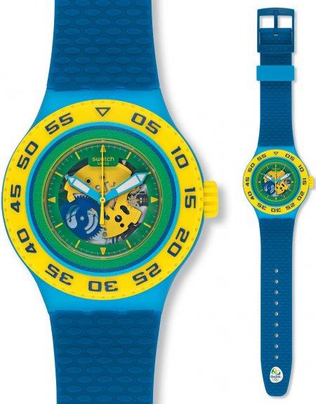 SUUS102 - zegarek męski - duże 3