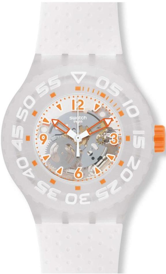 Zegarek męski Swatch originals scuba libre SUUW100 - duże 1
