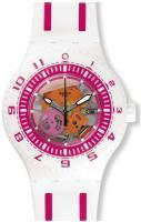 Zegarek damski Swatch originals scuba libre SUUW101 - duże 1