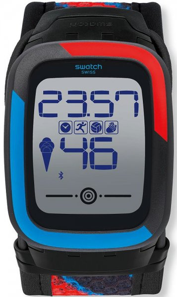Swatch SUVB101B Touch