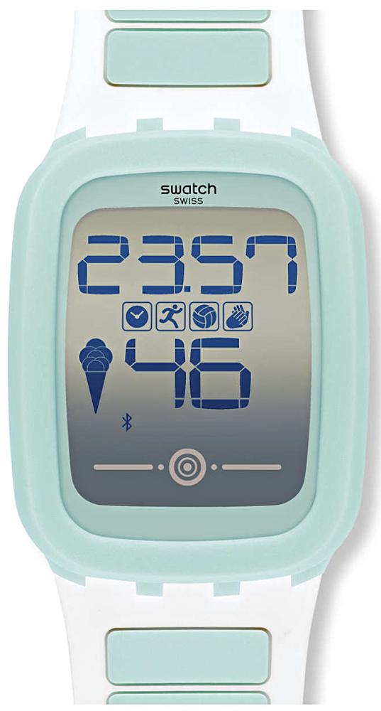 SUVG100 - zegarek damski - duże 3