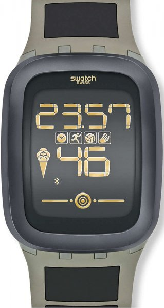 Swatch SUVT100 Touch EARTHZERO