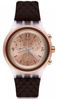 Zegarek damski Swatch irony SVCK1005 - duże 1