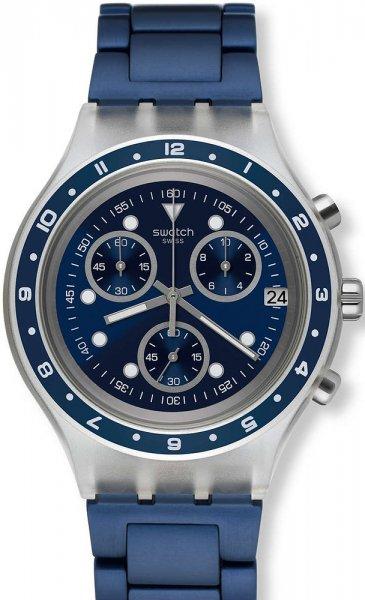 Zegarek męski Swatch irony chrono SVCK4077AG - duże 1