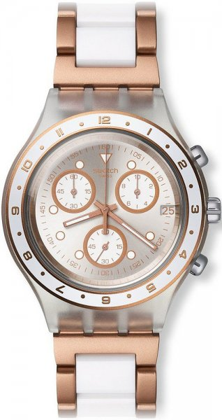Swatch SVCK4080AG Irony Chrono Hat Trick