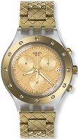 Zegarek damski Swatch irony chrono SVCK4082AG - duże 1