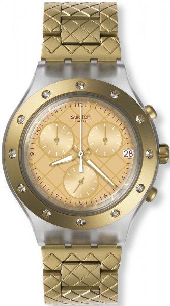 Zegarek Swatch SVCK4082AG - duże 1
