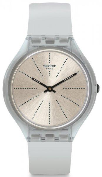 Zegarek damski Swatch skin SVOS101 - duże 1