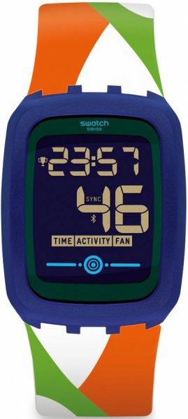 Zegarek Swatch SVQN101 - duże 1
