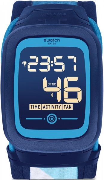 Zegarek Swatch SVQN102B - duże 1