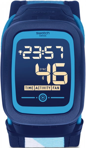Zegarek Swatch SVQN102XL - duże 1