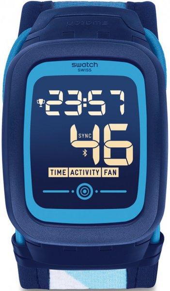 Zegarek Swatch SVQN102XS - duże 1