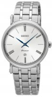 Zegarek damski Seiko premier SXB429P1 - duże 1