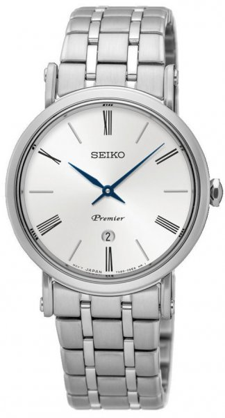 Zegarek Seiko SXB429P1 - duże 1