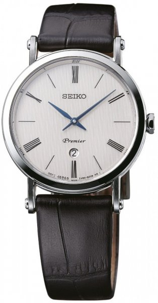 Zegarek Seiko SXB431P1 - duże 1