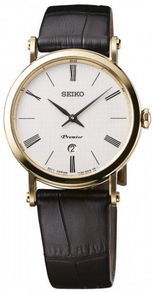 Zegarek Seiko SXB432P1 - duże 1