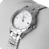 Zegarek damski Seiko classic SXDE35P1 - duże 2