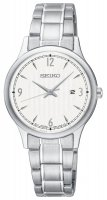 Zegarek damski Seiko classic SXDG93P1 - duże 1