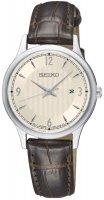 Zegarek damski Seiko classic SXDG95P1 - duże 1