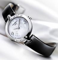 Zegarek damski Tissot flamingo T003.209.67.112.00 - duże 2