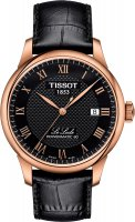 Zegarek męski Tissot le locle T006.407.36.053.00 - duże 1