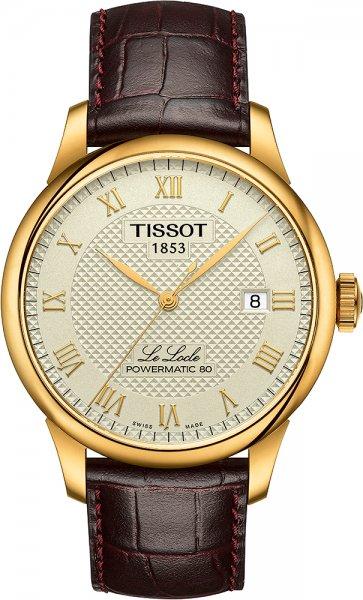 Zegarek Tissot T006.407.36.263.00 - duże 1