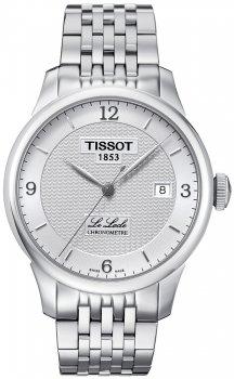 zegarek LE LOCLE AUTOMATIQUE Gent COSC Tissot T006.408.11.037.00