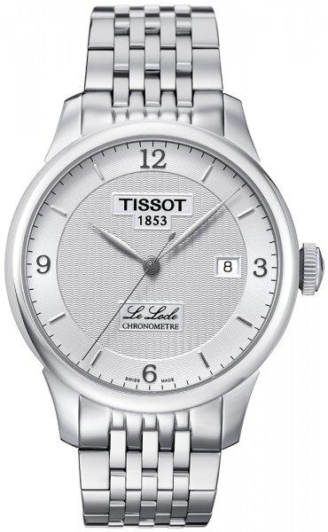 Zegarek Tissot T006.408.11.037.00 - duże 1