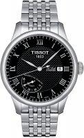 Zegarek męski Tissot le locle T006.424.11.053.00 - duże 1