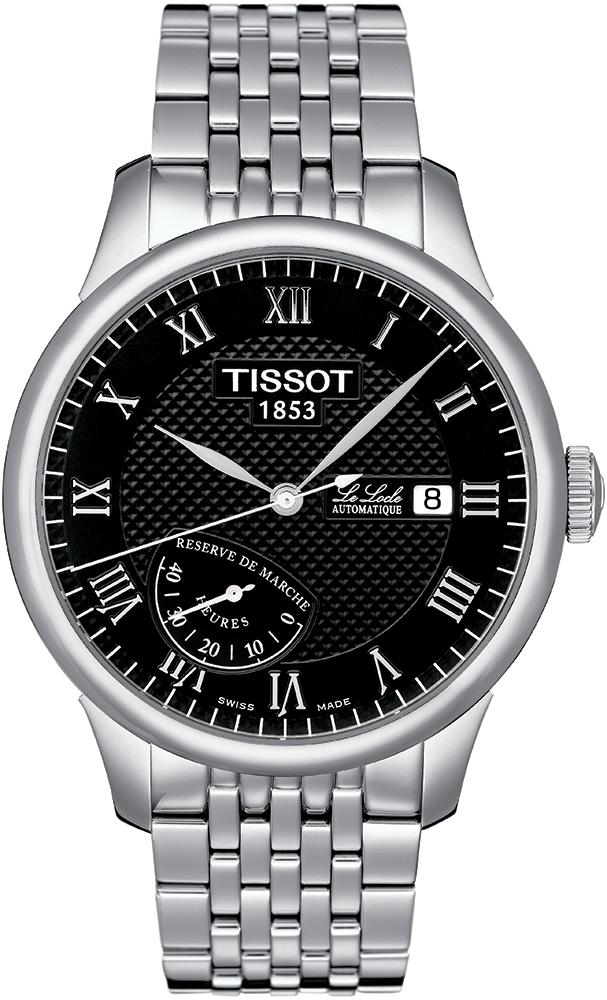 Zegarek Tissot T006.424.11.053.00 - duże 1