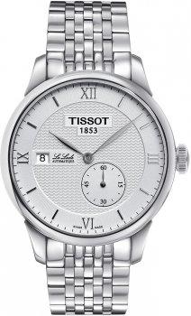 zegarek LE LOCLE AUTOMATIQUE Petite Seconde Tissot T006.428.11.038.00