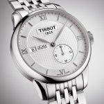 Zegarek męski Tissot le locle T006.428.11.038.00 - duże 4