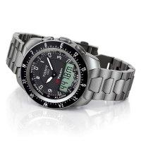 Zegarek męski Tissot t-touch expert T013.420.44.057.00 - duże 2