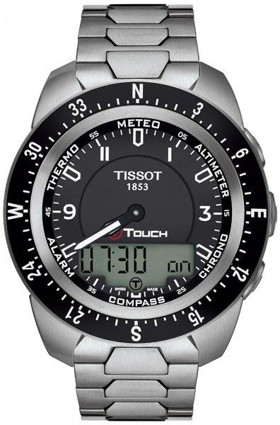 Zegarek Tissot T013.420.44.057.00 - duże 1