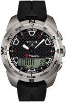 Zegarek męski Tissot t-touch expert T013.420.47.201.00 - duże 1