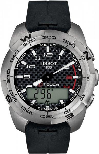 T013.420.47.202.00 - zegarek męski - duże 3