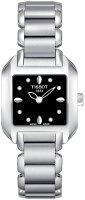 Zegarek damski Tissot t-wave T02.1.285.54 - duże 1