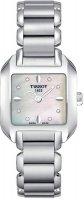 Zegarek damski Tissot t-wave T02.1.285.74 - duże 1