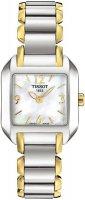 Zegarek damski Tissot t-wave T02.2.285.82 - duże 1