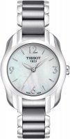 Zegarek damski Tissot t-wave T023.210.11.117.00 - duże 1