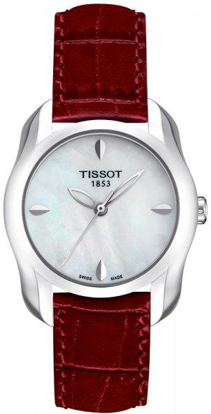 Zegarek damski Tissot t-wave T023.210.16.111.01 - duże 1