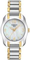 Zegarek damski Tissot t-wave T023.210.22.117.00 - duże 1