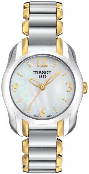Zegarek Tissot T-WAVE Round - damski  - duże 3