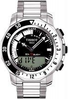Zegarek męski Tissot t-touch classic T026.420.11.051.00 - duże 1
