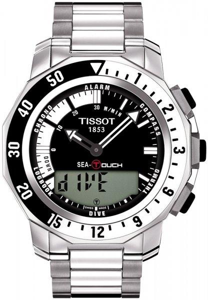 Zegarek Tissot T026.420.11.051.00 - duże 1
